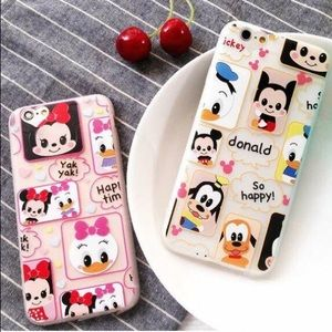 Tsum tsum Iphone Case for 6/6s, 7,8